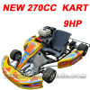 New 270CC Racing Go Kart (MC-474)