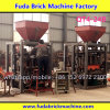 Qt4-24b Semi Automatic Blocks and Interlock Stone Moulding Machines
