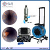 Waterproof IP68 Borehole Water Well Pan Tilt Inspection Camera with Recording Video Audio