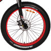 Aluminium Fat Tire Electric Mountain Bike with Ce En15194