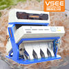 New Colorful 5000+Pixel Pantened Ejector Color Sorting Machine