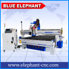 Ele CNC 2030 3D CNC Foam Rubber Gaskets Oscillating Knife Leather Strip Cutting Machine with Factory Price for Carton