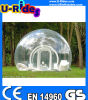 1.00mm Transparent PVC Camping Inflatable Clear Tent for Family Camping