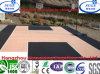 Indoor Interlcoking 375g Weight Basketball Court Flooring