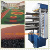 Rubber Floor Making Machine, Rubber Tiles Vulcanizing Press