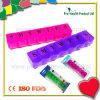 7 Compartment Plastic Pill Box (PH1211)
