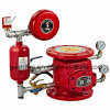 Zsfz Wet Alarm Valve Fire Fighting Alarm Check Valve