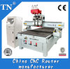 Multi Spindles Wood Working Engraving Carving CNC Router Machine