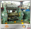 Automatic Rubber Bottom Discharge Two Roll Open Mixing Mill