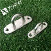Stainless Steel 316 Oval Eye Plate with Ring