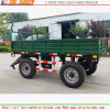 7c Series of Farm Trailer-Double Axles with Best Price