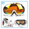 Wholesale Orange Mirror PC Lens Sports Glasses Ski Goggles
