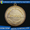 Souvenir Gift Custom Gold Competition Metal Medal