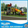 Soft Outdoor Playground Equipment (QL14-056B)