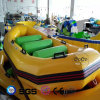 Inflatable Banana Ship Water Toys for Water Parks LG8095