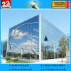 2-19mm CE & SGS Flat Bent Curved Building Glass Construction Glass