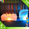 LED Illuminate Nightclub Table