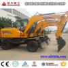 Hot Sale Wheel Excavator Xn80-9 with Best Price Best Quality for Sale