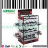 Powder Coated Retail Display Stand Shelf
