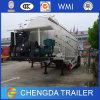 China 3 Axles 45m3 Bulk Cement Tank Semi Trailer for Sale