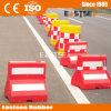 Mini Traffic Safety Plastic Water Fill Road Barrier
