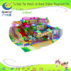 Kids Soft Playground with Tunnel and Trampoline