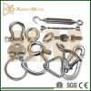 316 Stainless Steel Shade Sail Fittings