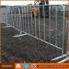 City Road Portable Steel Crowd Control Barrier