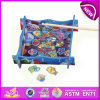 2014 New and Popular Toys, Wooden Fish Toy for Kids and Hot Sale Kids Toys W01A009