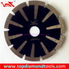 Segmented Diamond Concave Saw Blade
