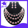 2013 Gusku Gus-Wn-011 Fashion and Classic Wedding Bridal Necklace in Copper Material with Imitation Crystal Decorations for Bride