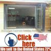 Superhouse Australia Luxury Sliding Folding Door with Factory Price