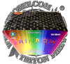 Rainbow 70 Shots Fan Cake Fireworks/High Quality with The Best Price