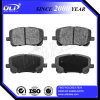 Non Asbestos Auto Spare Parts Pad Brake for Toyota