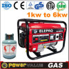 Factory Price China 2.5kw LPG Generator Sets for Sale