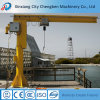 Wholesale High Quality Warehouse 360 Rotation Lifting Weight 2 Ton Jib Crane