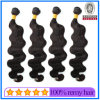 Hot Selling Natural Color Brazilian Virgin Body Wave Weft Hair