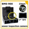 7′′ TFT Color Monitor Underwater Sewer Inspection Drain Camera