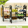 Plastic Waterproof Corner Custom Made Ventilation Shoe Rack