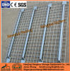 Heavy Duty Galvanized Steel Wire Deck / Metallic Wire Decking