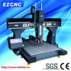Ezletter Dual Ball Screw 5-Axis Mechanical Engraving CNC Router