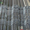 Steel Galvanized Corrugated Metal Joists Opened Type Floor Decking Sheet