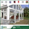 UPVC Glass Doors and Windows Tempered Bi Fold Door with Hinges