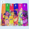 100% Viscose Hot Sale Fashion Butterfly Flower Printed Lady Scarf