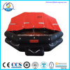 Throw-Over Type 15 Person Inflatable Liferaft