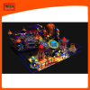 Multifunction Space Theme Indoor Playground for Kids Fun