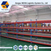 Medium Duty Long Span Storage Shelving with Setp Beam