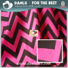 100% Cotton Poplin Fabric with Wavy Lines Printed for Bag