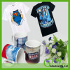 High Quality PU Coating Layer, Easy Cutting Dark T-Shirt Transfer Paper for 100% Cotton