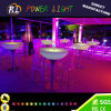 Illuminated Rechargeable 16 Color Changing LED Lounge Furniture Table